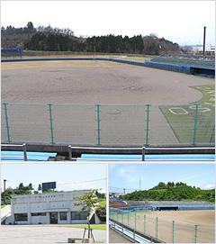 野球場(大沢野スタジアム)
