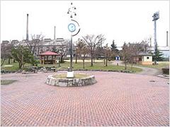 大沢野中学校跡地公園